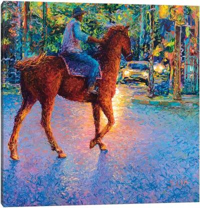 My Thai Cowboy Canvas Print #IRS161