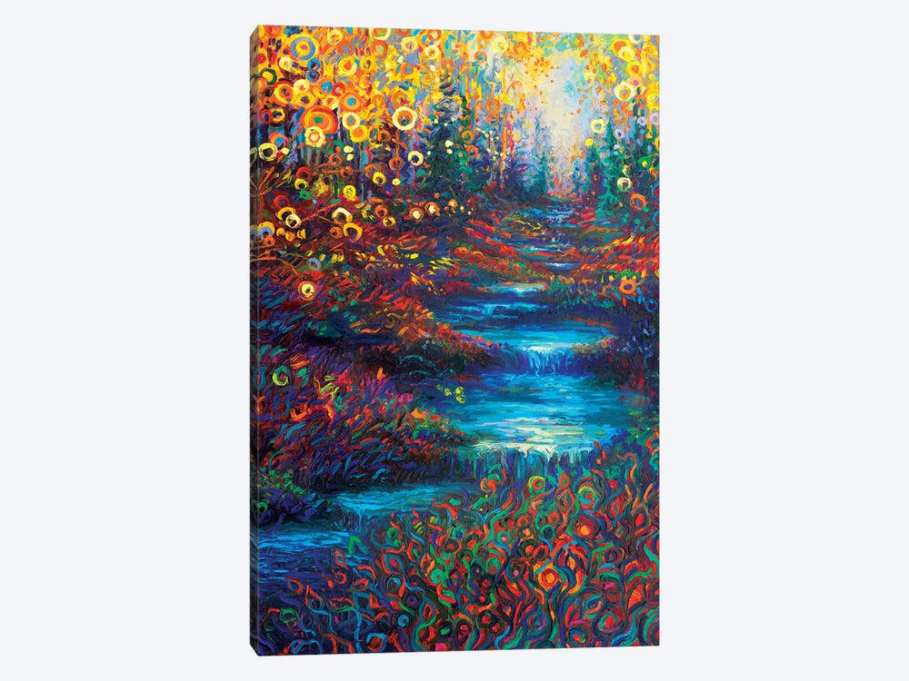 Glen's Glen by Iris Scott 1-piece Canvas Print