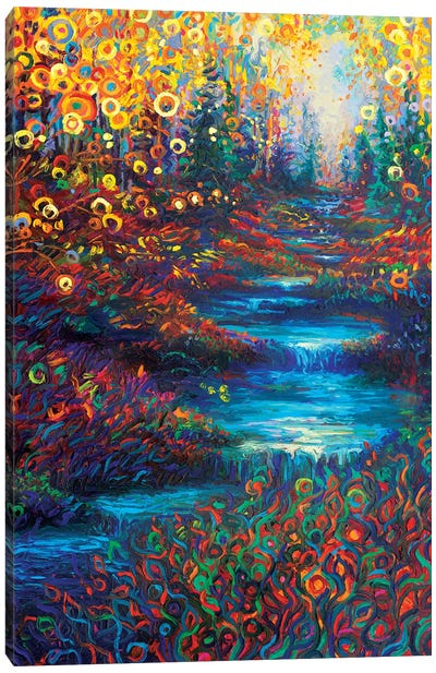 Glen's Glen Canvas Art Print