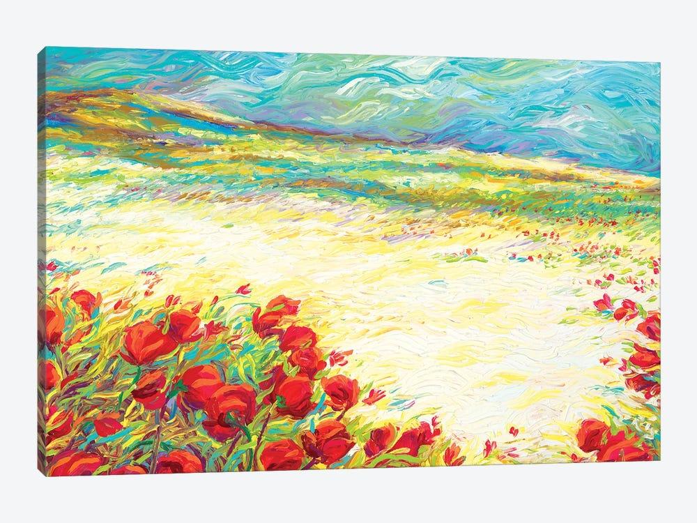 Spring Snow by Iris Scott 1-piece Canvas Art Print
