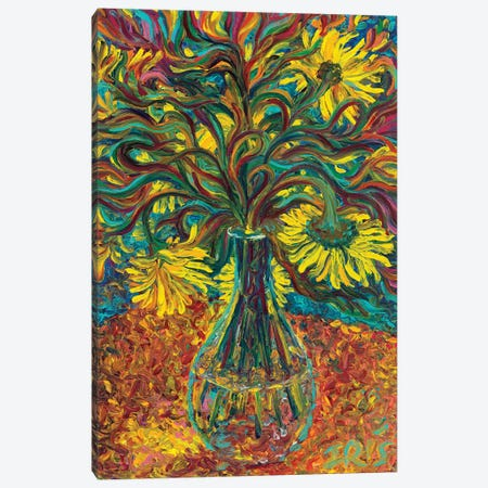 Summer Vodka Canvas Print #IRS189} by Iris Scott Canvas Print