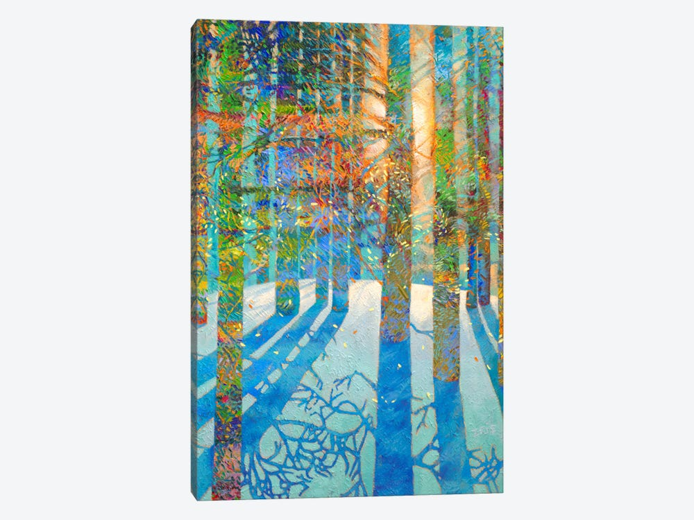After The Snow Fell by Iris Scott 1-piece Canvas Art Print