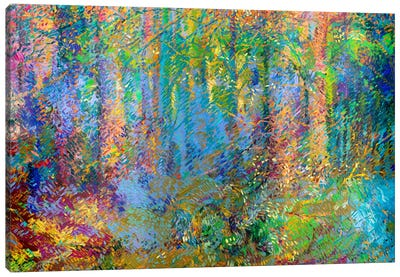 Before The Snow Fell Canvas Print #IRS194
