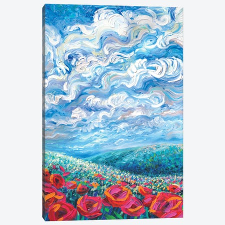Arcadia Canvas Print #IRS195} by Iris Scott Art Print