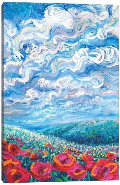 Arcadia Canvas Art Print