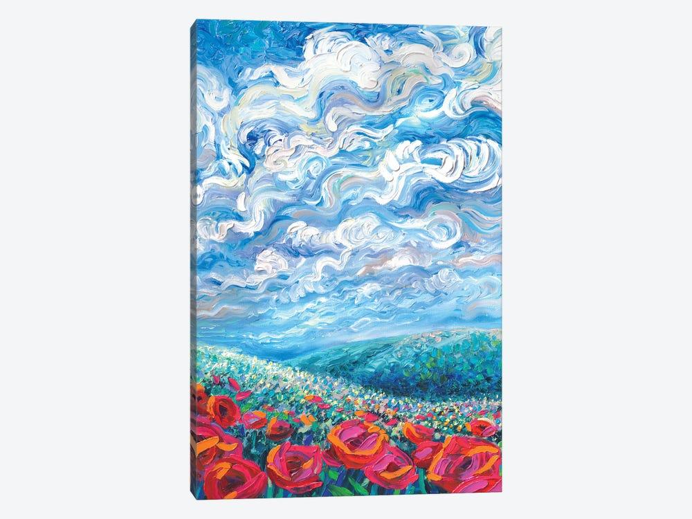 Arcadia by Iris Scott 1-piece Canvas Art Print