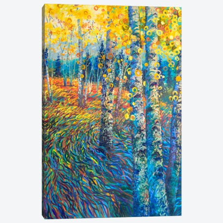 Beyond Candyland Canvas Print #IRS196} by Iris Scott Canvas Print