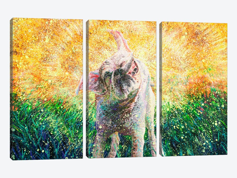 Chloe by Iris Scott 3-piece Art Print