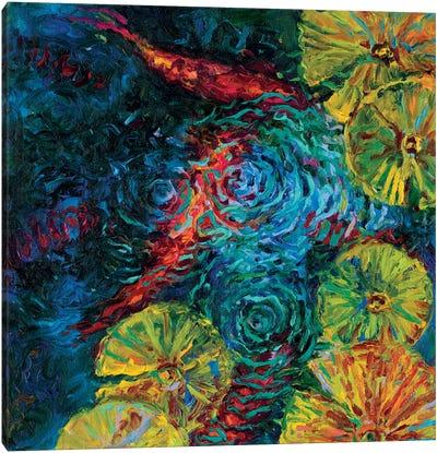 Dieci Canvas Art Print