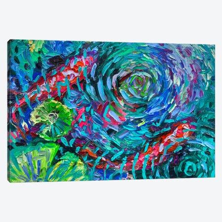 Phantasmagoria Canvas Print #IRS201} by Iris Scott Canvas Art