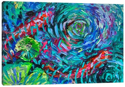 Phantasmagoria Canvas Art Print