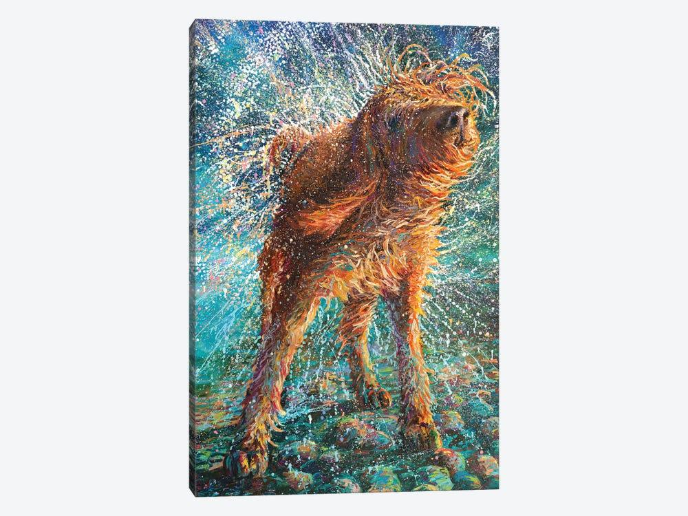 Beaded Threads by Iris Scott 1-piece Canvas Artwork