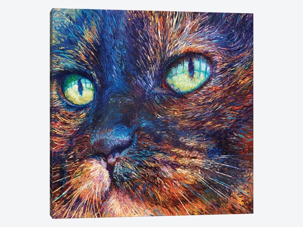 Foxy by Iris Scott 1-piece Art Print