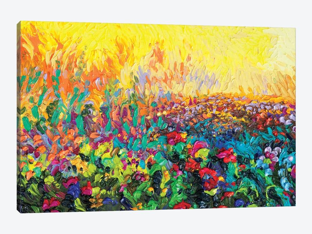 Lil Cacti by Iris Scott 1-piece Art Print