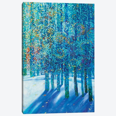 Nieve Canvas Print #IRS229} by Iris Scott Canvas Artwork