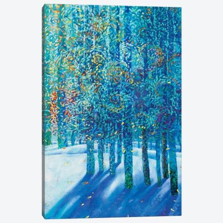 Nieve Canvas Print #IRS229} by Iris Scott Canvas Artwork