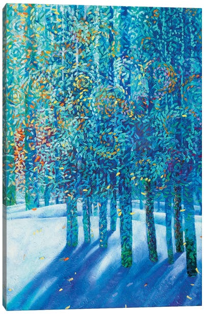 Nieve Canvas Art Print
