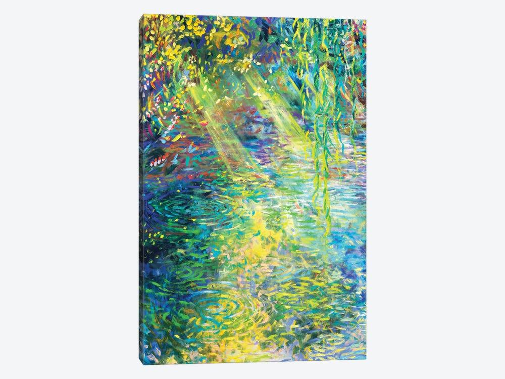 Waxwillow Lagoon I by Iris Scott 1-piece Canvas Art Print