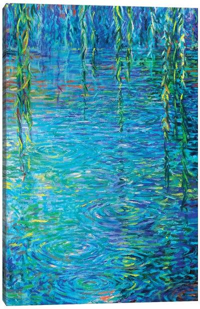 Waxwillow Lagoon III Canvas Art Print
