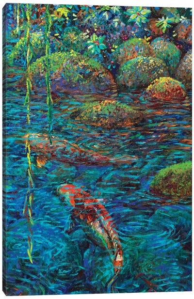Waxwillow Lagoon IV Canvas Art Print