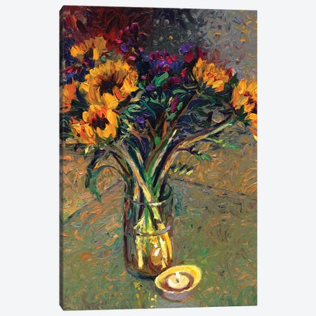 Séance Canvas Print #IRS285} by Iris Scott Art Print