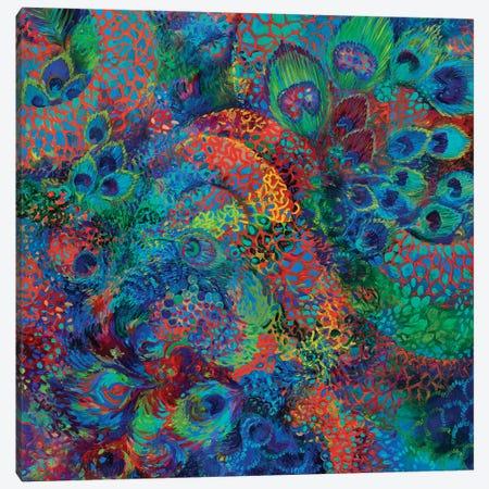 Vine Of The Soul Canvas Print #IRS291} by Iris Scott Canvas Print