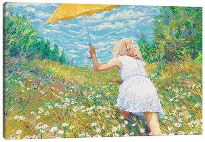 Francesca Canvas Art Print