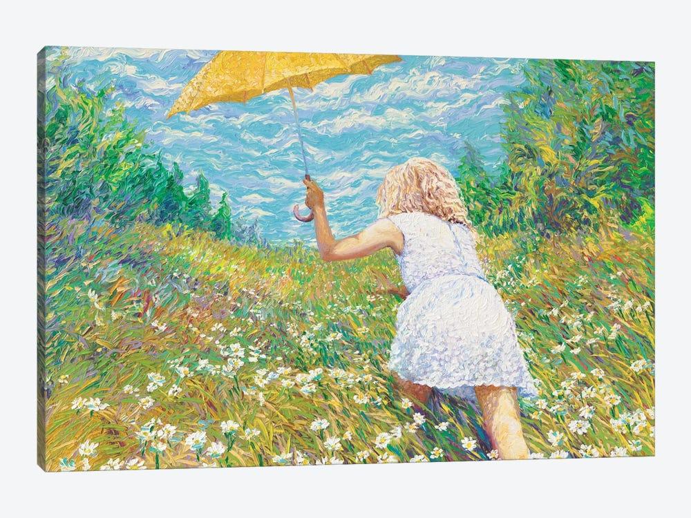 Francesca by Iris Scott 1-piece Canvas Print