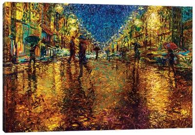 Imidazalone Canvas Art Print