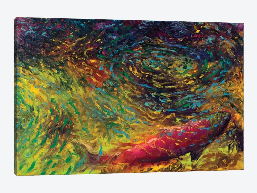 October Sockeye by Iris Scott 1-piece Canvas Art Print