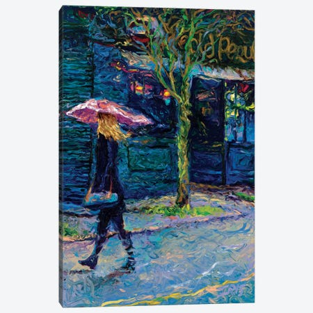 Old Pequliar Canvas Print #IRS50} by Iris Scott Canvas Artwork