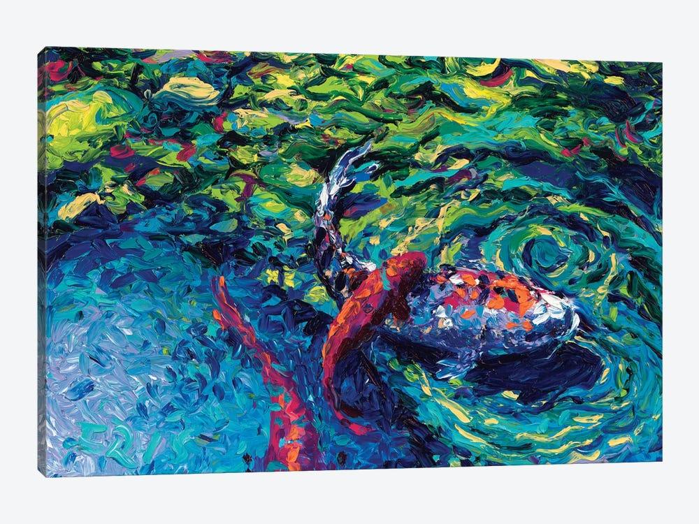 Out From Under Rocks by Iris Scott 1-piece Canvas Art Print