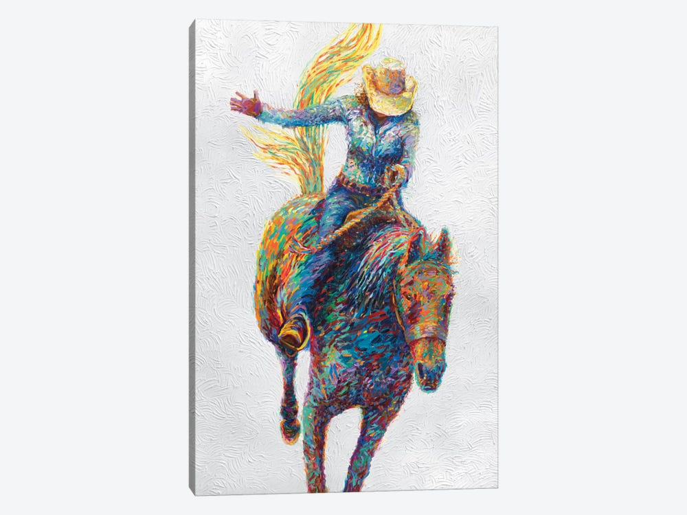 Rodeo by Iris Scott 1-piece Art Print