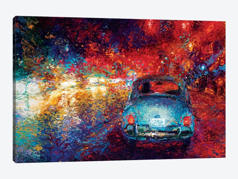 Becca's Bug by Iris Scott 1-piece Canvas Art