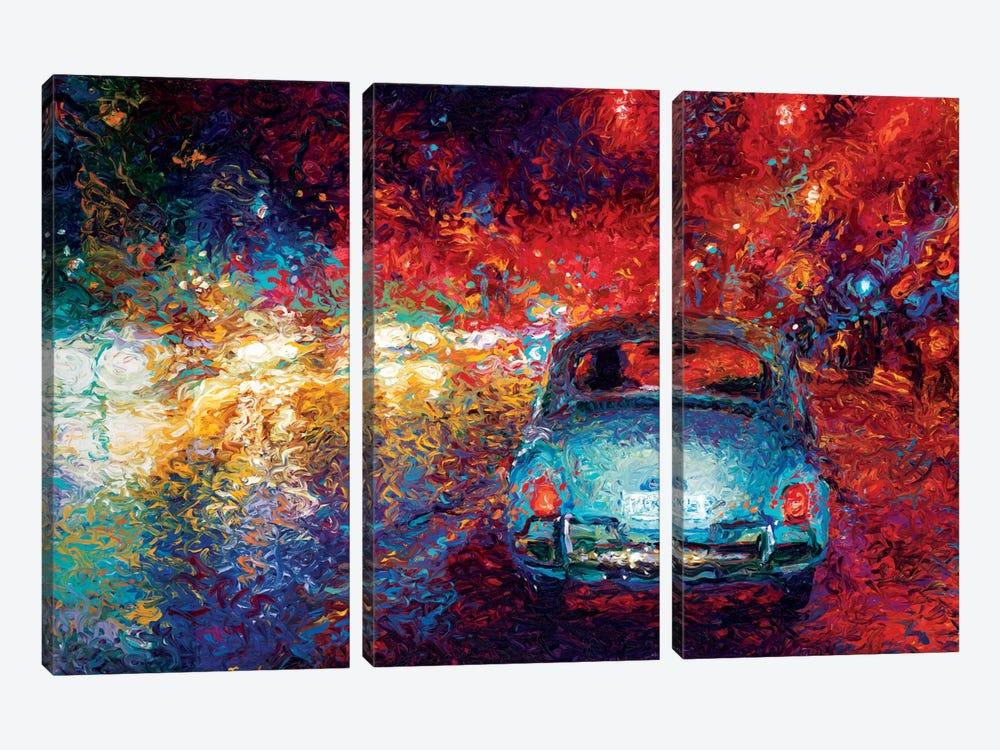 Becca's Bug by Iris Scott 3-piece Canvas Wall Art