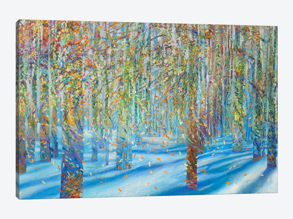 Snowfall by Iris Scott 1-piece Canvas Art Print