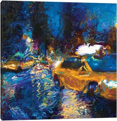 Sweet Glass Taxi Canvas Art Print