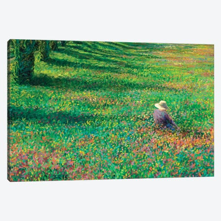The Home Place Canvas Print #IRS87} by Iris Scott Canvas Wall Art