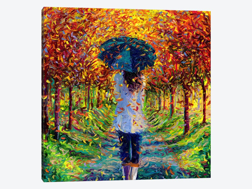 Colleen by Iris Scott 1-piece Canvas Artwork