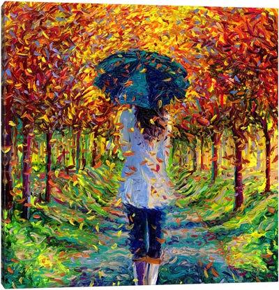 Colleen Canvas Art Print