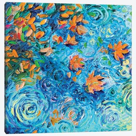 BM 009 Canvas Print #IRSA10} by Iris Scott Abstracts Canvas Art