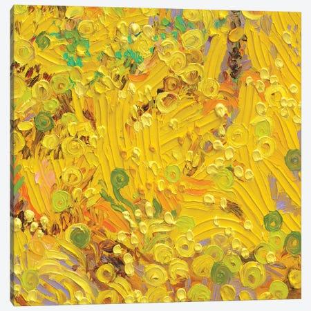 YM 109 Canvas Print #IRSA110} by Iris Scott Abstracts Canvas Art Print