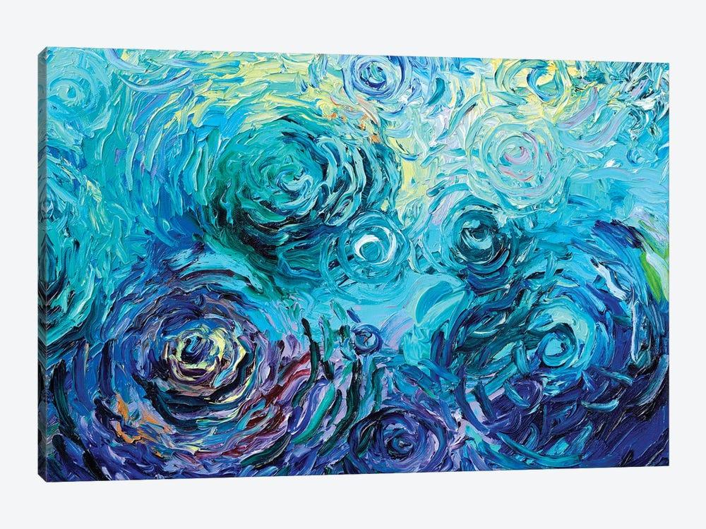 BM 010 by Iris Scott Abstracts 1-piece Art Print