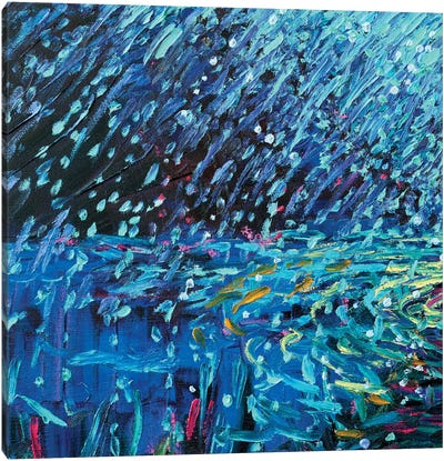 BM 013 Canvas Art Print