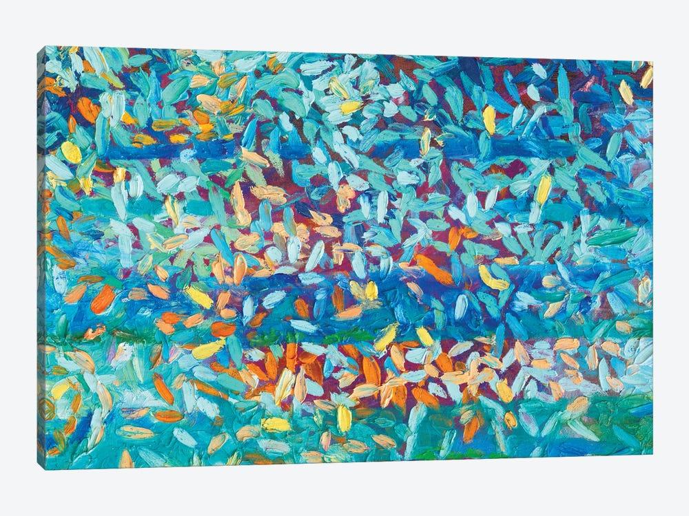 BM 016 by Iris Scott Abstracts 1-piece Canvas Art Print
