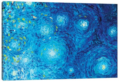 BM 024 Canvas Art Print