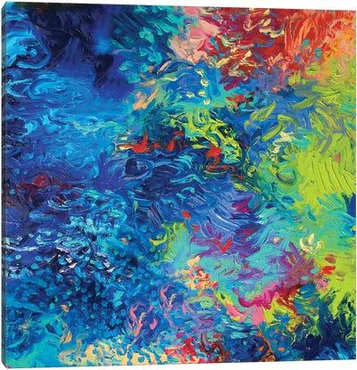 DC 036 Canvas Art Print