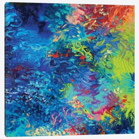 DC 036 Canvas Print #IRSA37} by Iris Scott Abstracts Canvas Art Print