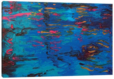 DC 042 Canvas Art Print