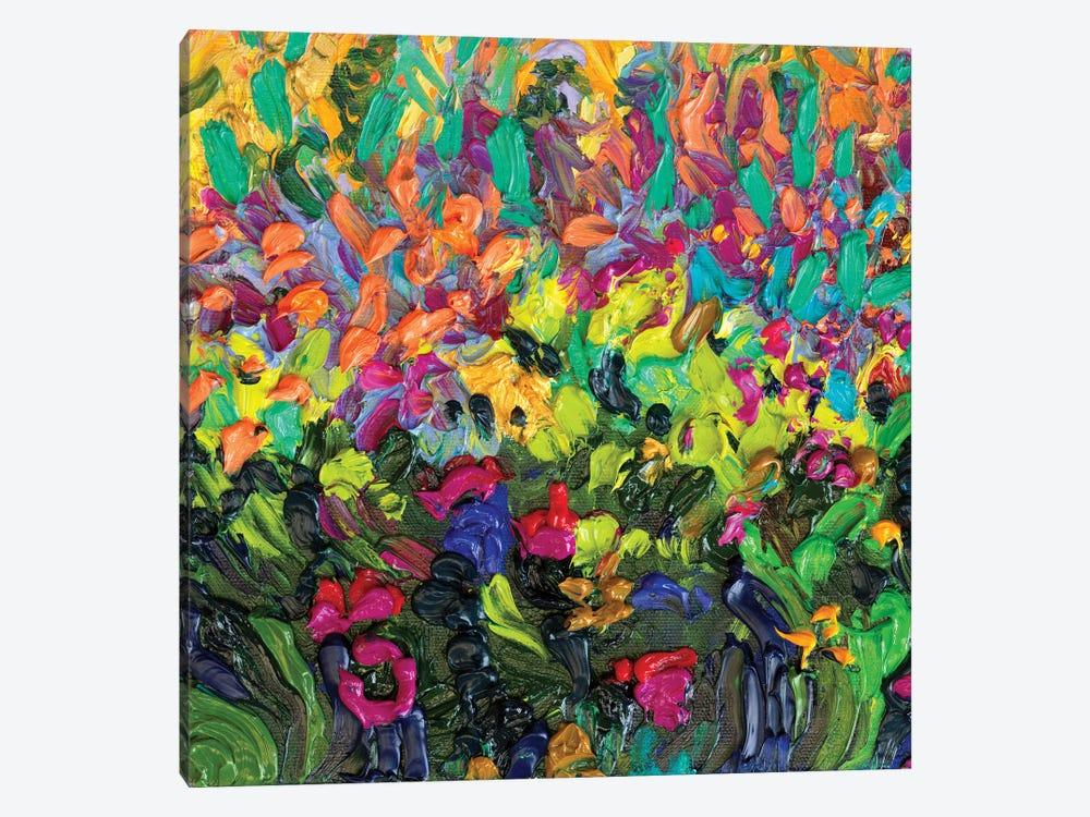 DC 045 by Iris Scott Abstracts 1-piece Art Print